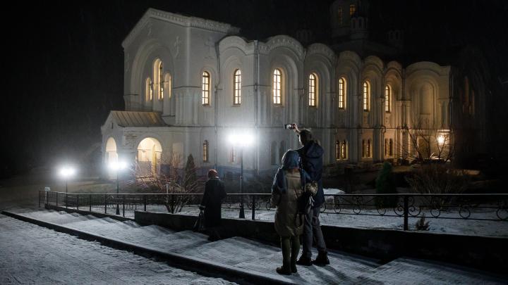 В Волгоградской области Рождество отметили 33 000 человек