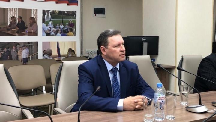 Назначение Бориса Шалютина на должность омбудсмена по правам человека согласовано в Москве
