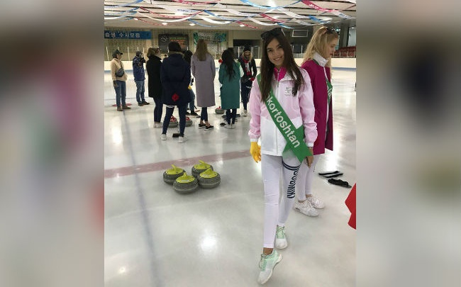 Башкирская красавица оценила подготовку Южной Кореи к Олимпийским играм
