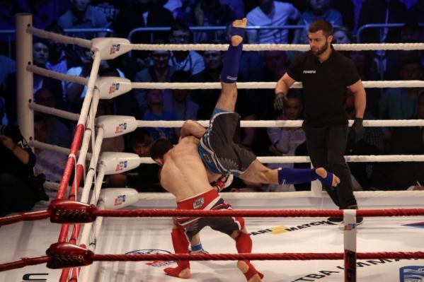 В соревнованиях принимают участие более 150 бойцов страны