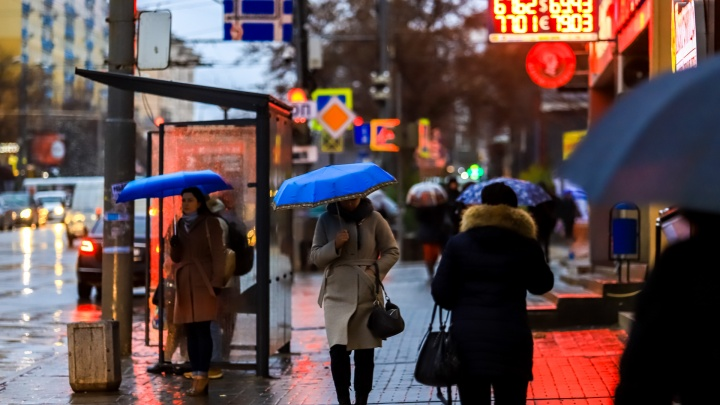 Дождь вместо снега: к какой погоде готовиться ростовчанам на этой неделе