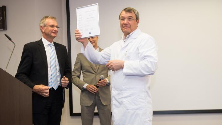 Екатеринбургский центр МНТК «Микрохирургия глаза» стал одним из лидеров в Европе: как так получилось