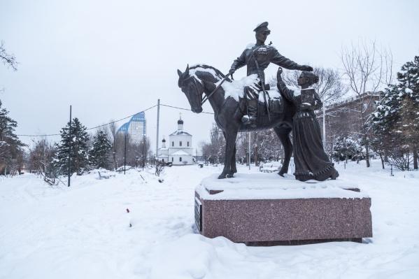 В Волгограде сегодня отличная погода для прогулок