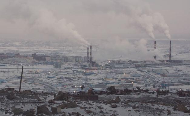 Британские режиссёры сняли мрачный фильм о жизни в Норильске