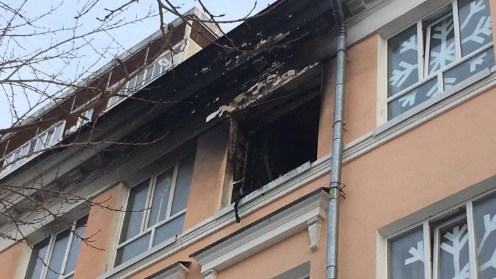 Нельзя учиться в четырех кабинетах: стало известно, почему горела школа №17 в Екатеринбурге