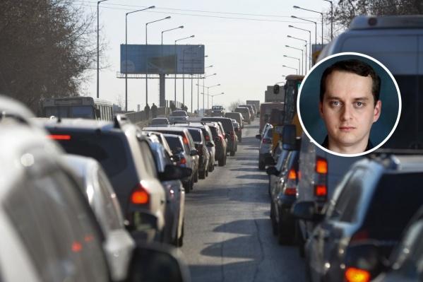 Владимир Злоказов— о реконструкции развязки у «Калины»