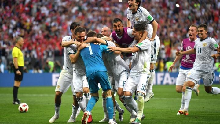 Волгоградцы «проболели» по мобильникам 320 матчей Россия — Испания