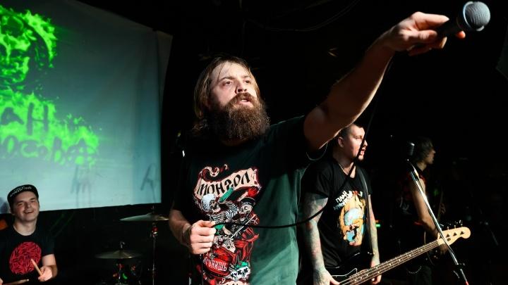 Зал был переполнен: в Ростове выступила рок-группа «План Ломоносова»