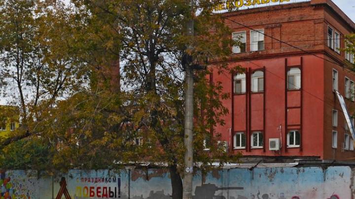 В Самаре два молодых человека пытались взорвать хлебозавод № 5