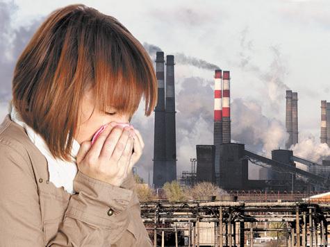 Жители города не хотят дышать пылью и перебираются в Речкуновский парк