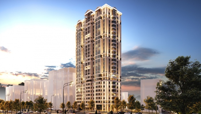 Стройки захватили город: «Дом на Березовой роще» вырос на десять этажей
