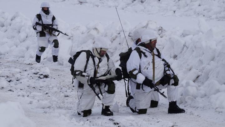 Под Самарой пройдут самые крупные зимние учения военных в Поволжье