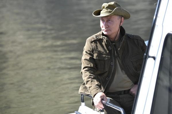 За время работы на посту президента Владимир Путин посещал Самарскую область четыре раза