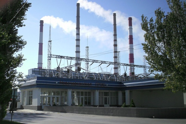 Новочеркасская ГРЭС — единственное предприятие, работающее на местных отходах добычи угля