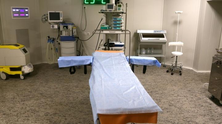 В БСМП открылся новый хирургический корпус за 2,2 млрд