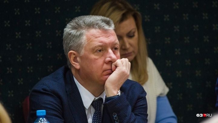 Главу самарского Минспорта отстранили от руководства Всероссийской федерацией легкой атлетики