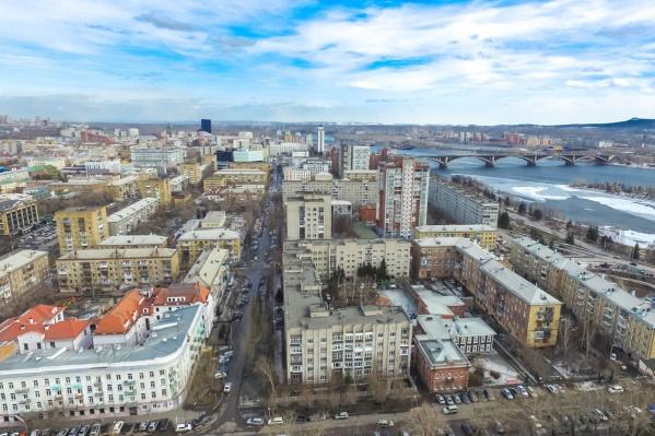 Среди городов-миллиоников Красноярск один из лучших по окупаемости жилья
