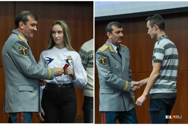 Юлия Тимошенко помогала утопающей, а Сергей Жуликов — бабушке и брату с сестрой при пожаре