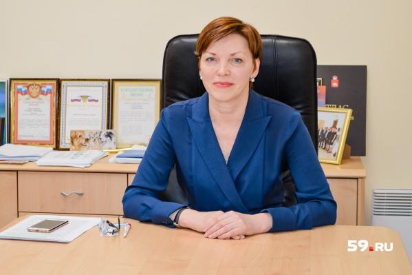 Татьяна Абдуллина уверена, что новая информационная система поможет вовремя выявить проблемы детей