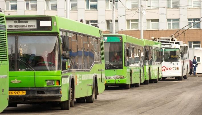 2ГИС стала онлайн показывать движение автобусов и их прибытие на остановки