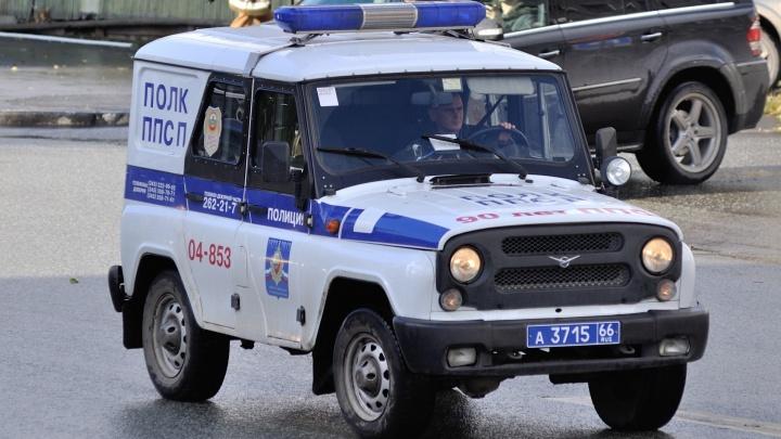 В посёлке под Арамилем парни на BMW обстреляли компанию из Екатеринбурга
