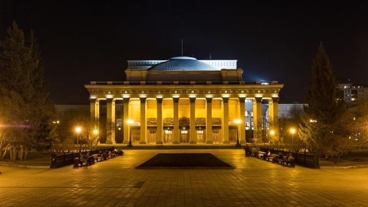 Театры Новосибирска признали лучшими в России
