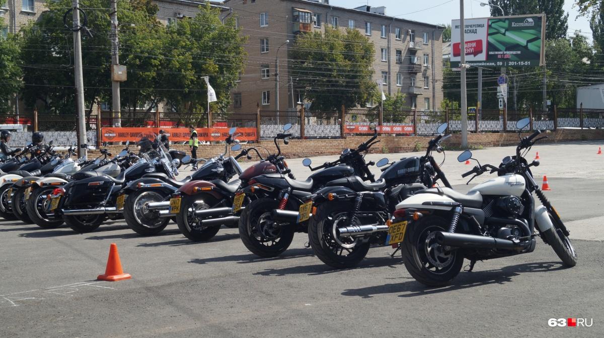 Трамп: Байкеры хотят бойкотировать Harley-Davidson