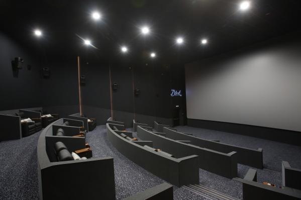 Новосибирск— первый город в Сибири, в котором появится кинотеатр сети