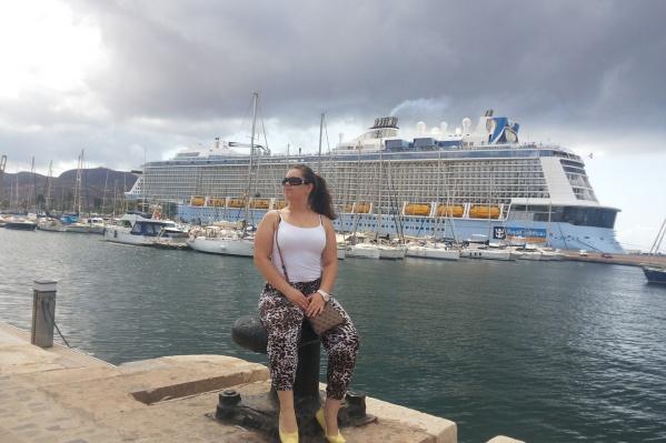Алиса Кочмашева захотела работать за границей послеWork & Travel