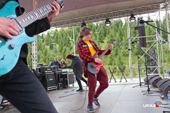 Организаторы хотели доказать, что Уфа — очень музыкальный город