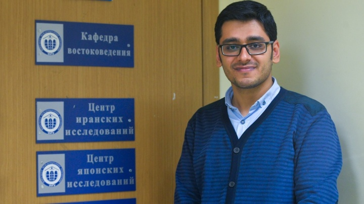 Иранский учёный в Екатеринбурге: «Вареные пельмени, конечно, полезнее для здоровья»