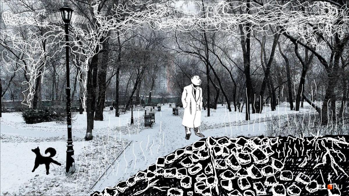 Авторы проекта решили разработать литературные тропы Екатеринбурга