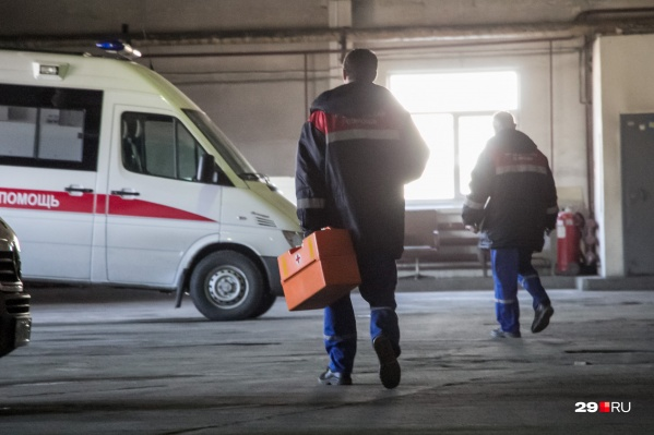 Медикам не выплатили обещанную компенсацию за опасную работу с пострадавшими возле Нёноксы