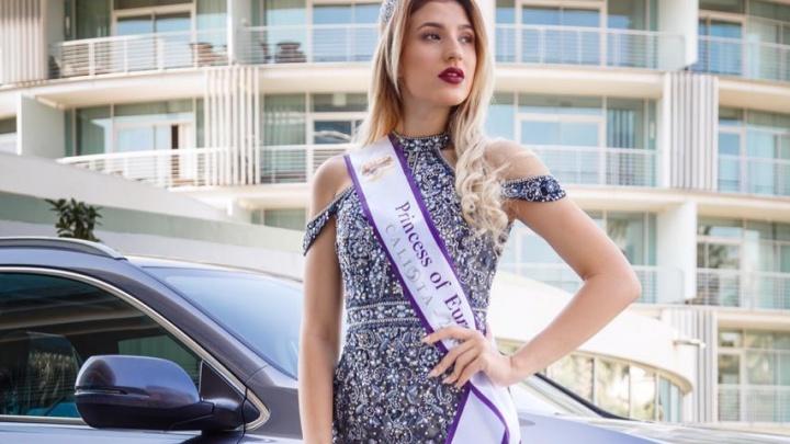 Студентка из Перми стала «Принцессой Евразии» на международном конкурсе красоты