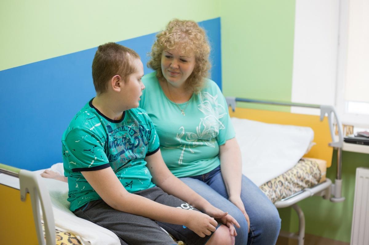 После трагедии ребёнок перенёс несколько операций и три недели провёл в коме