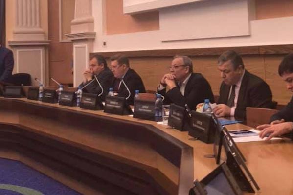 Чиновники на заседании по реформе предложили реформировать департамент путём его увеличения