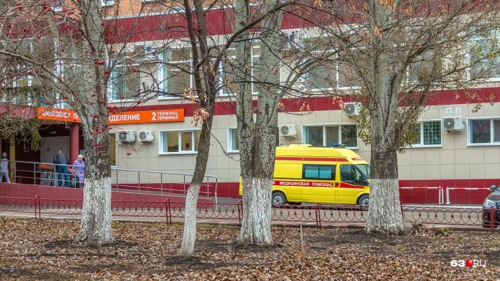 Для пенсионеров Самарской области организовали «Газели» до больниц