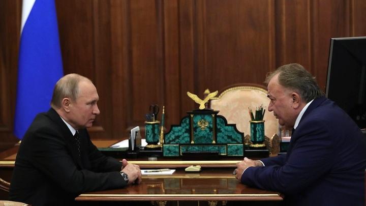 Путин назначил экс-руководителя Росприроднадзора по Самарской области врио главы Ингушетии