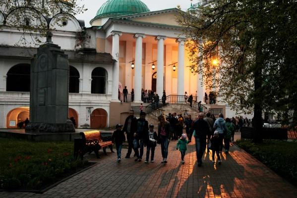 В эту ночь самые популярные музеи Ярославля откроют свои двери