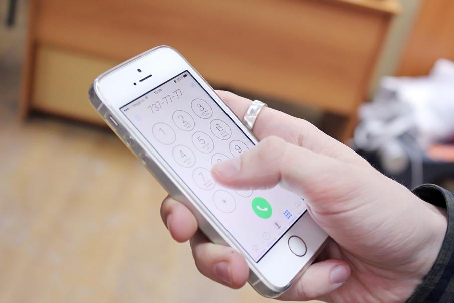 Рекламировать услуги по телефону можно только с согласия абонента