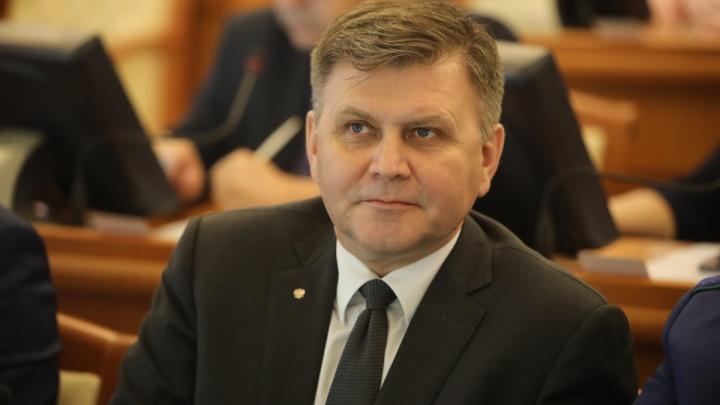 В Кургане представили нового главного федерального инспектора из Челябинска