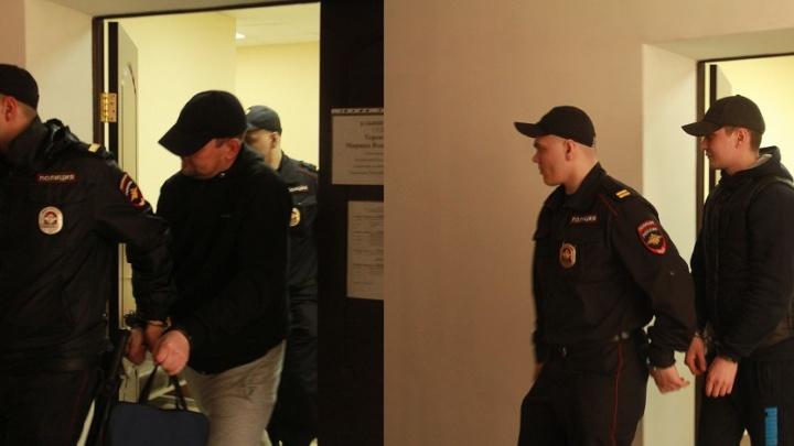 Свердловский облсуд снизил сроки приятелям, забившим до смерти бывшего водолаза МЧСи утопившим тело