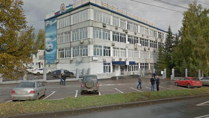 В декабре закрывается отдел ГИБДД в Уфе, где сдавали экзамены на вождение