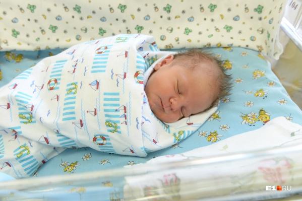 В 2017 году новорожденных было на две тысячи больше, чем в начале 2018 года
