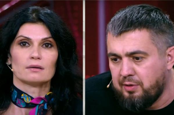 Супруги уже не в первый раз пришли на эфир к Андрею Малахову