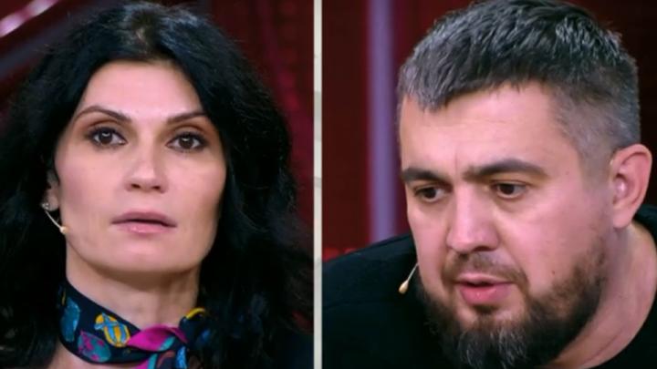 Новосибирский ресторатор приехал на шоу к Андрею Малахову, чтобы провести ДНК-тест своим детям