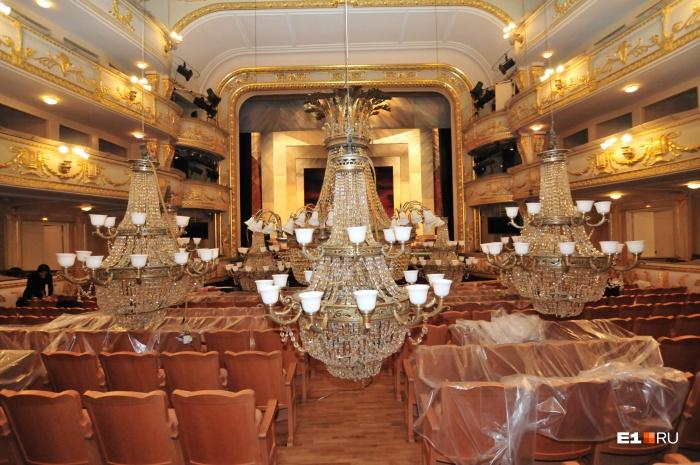 Исследователи «Яндекса» особо выделили заслуги худрука Оперного Славы Самодурова и создателя «Коляда-театра» Николая Коляды