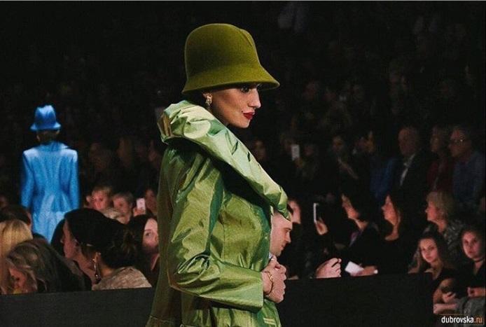 Лама Сафонова впервые за год вышла на сцену
