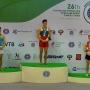 Архангелогородец стал бронзовым призёром первенства мира по прыжкам на батуте