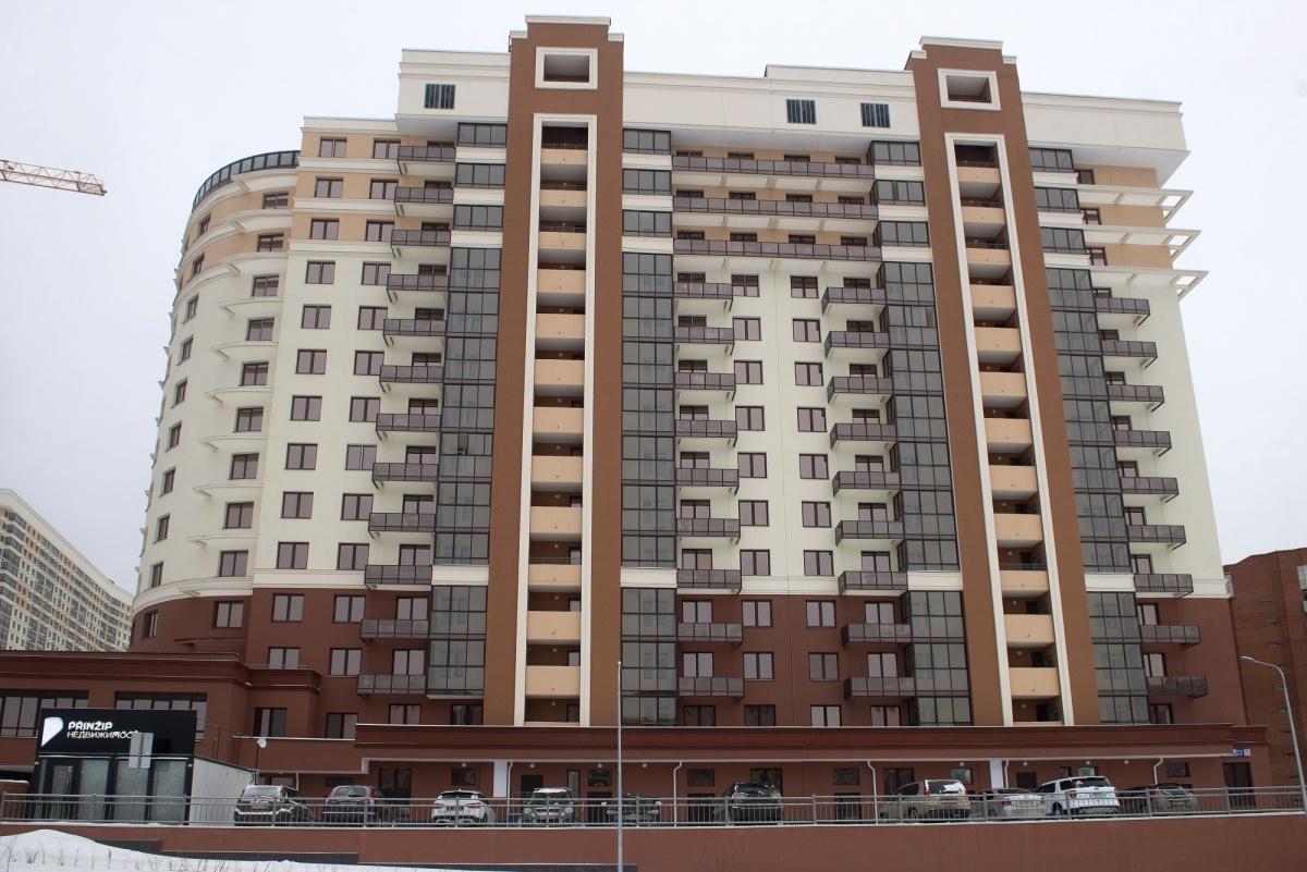 Дольщики «Первого Николаевского» уже получили ключи от квартир